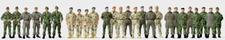 PREISER 72535  Bundeswehr soldaten  1:72