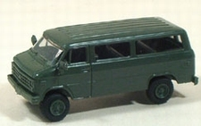 TRIDENT 90066  Military Van  1:87