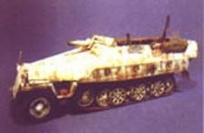 TRIDENT 90092  Sdkfz 251/9 Ausf.D  1:87