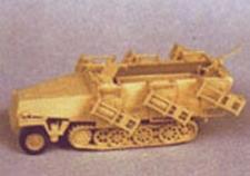 TRIDENT 90155  Sdkfz 251 Stuka zu Fuss  1:87
