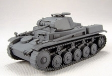 TRIDENT 90333  Pz.Kfw.II  Ausf.A  1:87