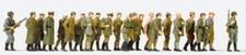 PREISER 16577  Russische krijgsgevangenen  1:87