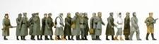 PREISER 16578  Duitse krijgsgevangenen  1:87