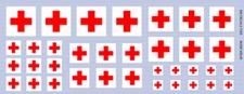 DM DECALS 7005  Rode Kruis vierkant  1:72