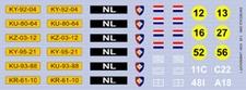 DM DECALS 3060  Koninklijke Landmacht  1:35