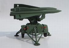TRIDENT 87073  Hawk M78 launcher  1:87