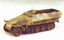 TRIDENT 90090  Sd.Kfz.251/1  Ausf.D  1:87