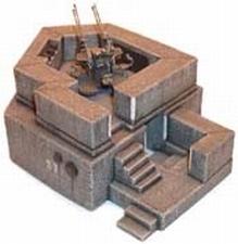 ARTMASTER 080003  2cm Flak-Bunker  1:87
