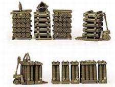 HERPA 742009  Artillerie munitie  1:87