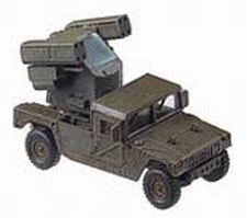 HERPA 741569  Hummer w/ Avenger  1:87