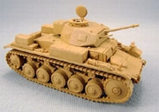 TRIDENT 90334  Pz.Kfw.II  Ausf.F  1:87