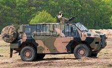 TRIDENT 87135  Bushmaster  NL  1:87