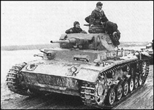 TRIDENT 87082A  Pz.Kfw.III  Ausf.J  1:87