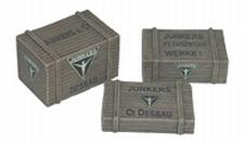 ARTMASTER 080543  Kisten set VIII  1:87