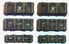 ARTMASTER 80223  Kisten set IV  1:87