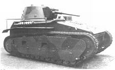 DEN BELS 019  Rheinmetall Leichttraktor    1:72