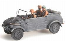 ARTITEC 87067  Bemanning voor VW Kübelwagen  1:87