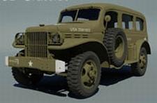 TRIDENT 87179  Dodge WC53    1:87