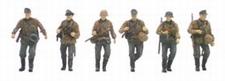 ARTITEC 87064  Dt. Infanterie set 1  1:87