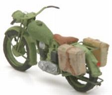 ARTITEC 387.007  Triumpf motorfiets  1:87