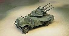 GIESBERS 005  CMP with triple 20 mm AA gun  1:76
