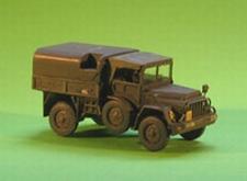DEN BELS 208  Daf YA-126 Radiowagen    1:72