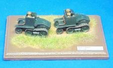 GIESBERS 057  Morris-Martel one and two man tankette    1:76