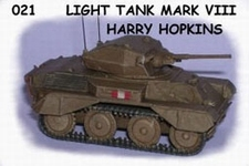 GIESBERS 021  Light tank MK.VIII Harry Hopkins  1:76