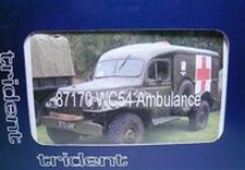TRIDENT 87170  Dodge WC54 Ambulance    1:87