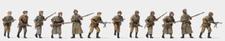 PREISER 16600  Russ. infanterie winter    1:87