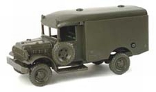 ROCO 5046  Dodge Ambulance  1:87