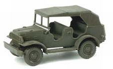 ROCO 5087  Dodge Command Car  1:87