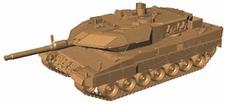 ARMOUR87 12  Leopard 2 A5 NL    1:87
