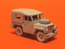 ARSENAL 04  Land-Rover 88 LW (NL)    1:87