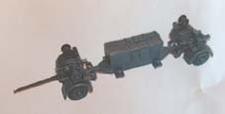 ARTMASTER 80574  Schwerer Maschinensatz II    1:87