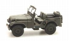 ARTITEC 1870112  Nekaf Jeep NL    1:87
