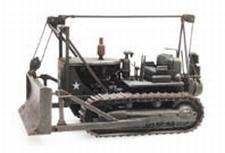 ARTITEC 87.123  Bulldozer D7  US Army  NIEUW  1:87