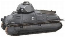 ARTITEC 087047  Somua 1935 Beutepanzer  1:87