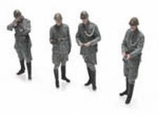 ARTITEC 387355  Nederlandse Politietroepen 1940  1:87