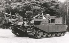 ARSENAL 33  Centurion ARV bergingstank  NIEUW  1:87