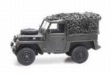 ARTITEC 6870214  Land Rover 88  gev.klaar  1:87