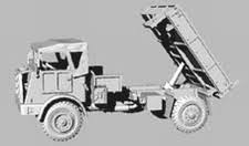 DEN BELS 215  Daf YK-314 kipwagen  1:72