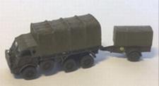 DM 1612 Daf YA-328 Toolset + aanhanger    1:160