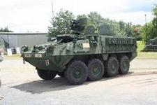 TRIDENT 87090  M1126 ICV 'Stryker'    1:87