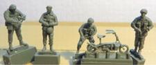 TRIDENT 96604  British Paratroopers 'Platoon HQ'   1:87