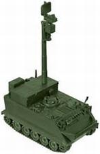 ROCO 5075  M113 A2 met Ratac radar voor veldartillerie  1:87