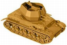 ROCO 5056  Flakpanzer IV 'Wirbelwind'  1:87