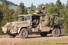 ARSENAL 61  MB Light Infantry Vehicle  1:87