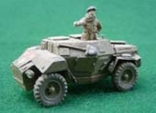 MMS MODELS 901  Humber scout car  1:76