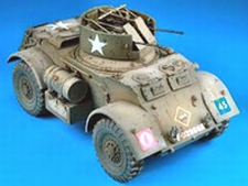 ARSENAL 78  Staghound AA  1:87